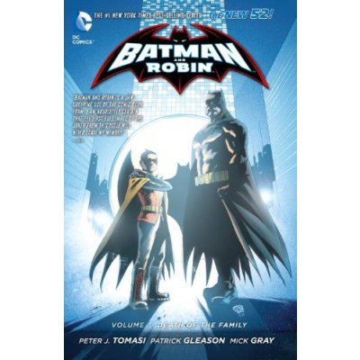 Комикс Batman and Robin, Vol. 3: Death of the Family