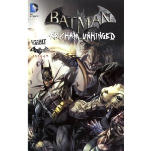 Комикс Batman: Arkham Unhinged. Vol.2