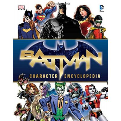 Комикс Batman Character Encyclopedia