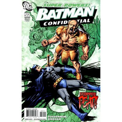 Комикс Batman Confidential #52