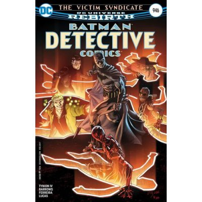 Комикс Batman Detective Comics #946