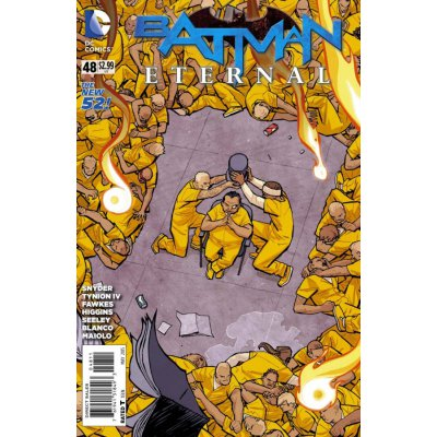 Комикс Batman Eternal #48
