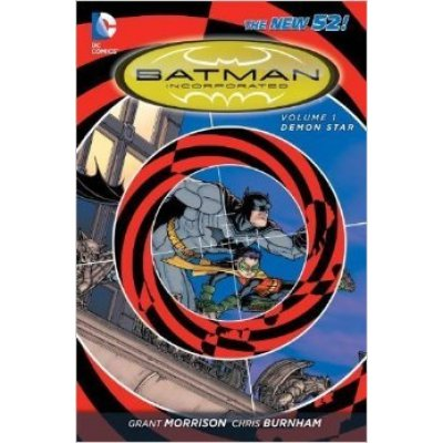 Комикс Batman Incorporated Vol. 1: Demon Star HC