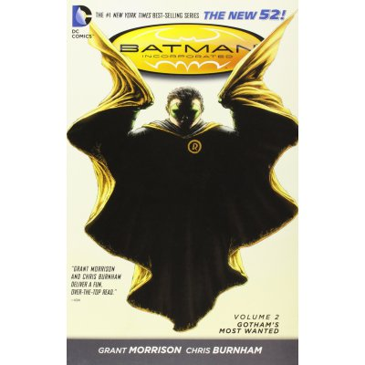 Комикс Batman Incorporated Volume 2