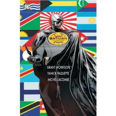 Комикс Batman Incorporated, Vol. 1