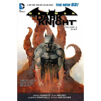 Комикс Batman: The Dark Knight. Vol.4: Clay