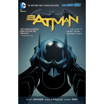 Комикс Batman: Zero Year - Secret City