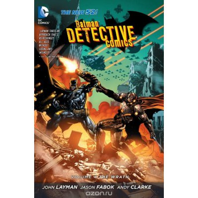 Комикс Batman: Detective Comics: Volume 4