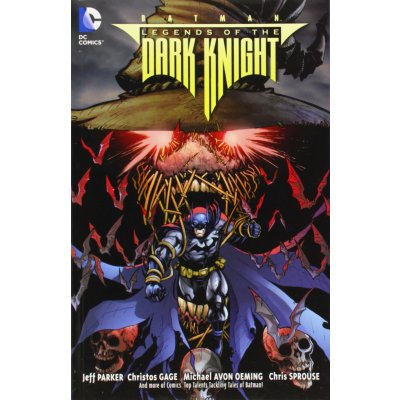 Комикс Batman: Legends of the Dark Knight Vol. 2