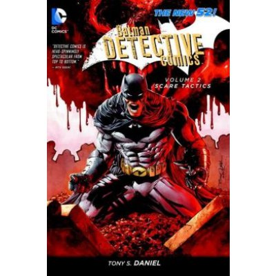 Комикс Batman: Detective Comics Vol. 2: Scare Tactics