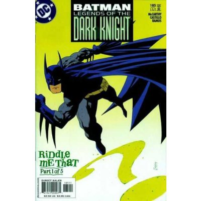 Комикс Batman: Legends of the Dark Knight #185 (Part 1 of 5)