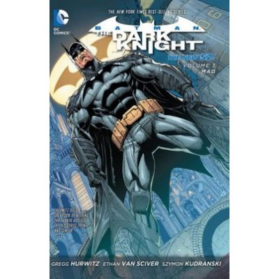 Комикс Batman: The Dark Knight. Vol. 3: Mad