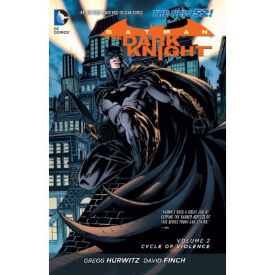 Комикс Batman: The Dark Knight. Vol.2: Cycle of Violence