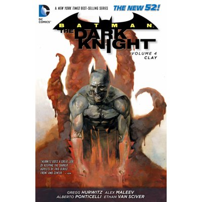 Комикс Batman. The Dark Knight: Clay (New 52)