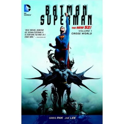 Комикс Batman/Superman Vol. 1: Cross World (The New 52)
