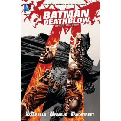 Комикс Batman/Deathblow: After the Fire