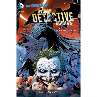 Комикс Batman: Detective Comics Vol. 1: