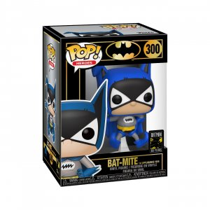 Фигурка Бэтмайт Funko POP! Vinyl: DC: Batman 80th: Bat-Mite (MT) (Exc) 45348