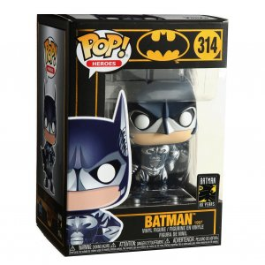 Фигурка Бэтмен Funko POP! Vinyl: DC: Batman 80th: Batman (1997) 37262