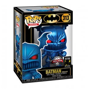 Фигурка Бэтмен Funko POP! Vinyl: DC: Batman 80th: Batman (Merciless) MT (Exc) 44866