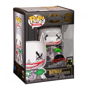 Фигурка Бэтмен Funko POP! Vinyl: DC: Jokers Wild Batman (Exc) 43970