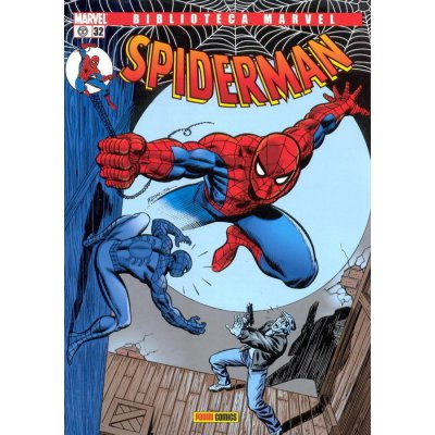 Комикс Biblioteca Marvel: Spiderman #32