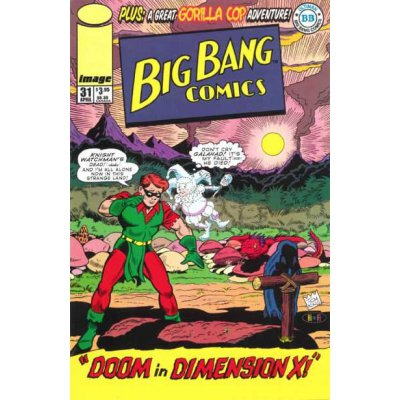Комикс Big Bang Comics #31