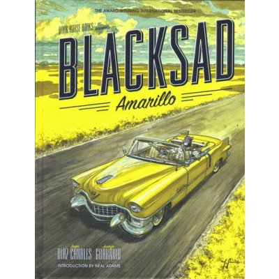Комикс Blacksad: Amarillo