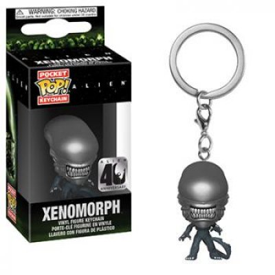 Фигурка Брелок Funko Pocket POP! Keychain: Alien 40th: Xenomorph 37752-PDQ