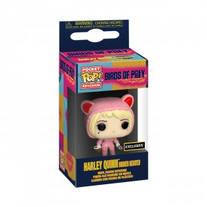 Брелок Брелок Funko Pocket POP! Keychain: Birds of Prey: Broken Hearted (Exc) 44382-PDQ