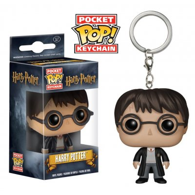 Фигурка Брелок Funko Pocket POP! Keychain: Harry Potter: Harry Potter 7616