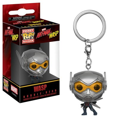 Брелок Брелок Funko Pocket POP! Keychain: Marvel: Ant-Man & The Wasp: Wasp 30974