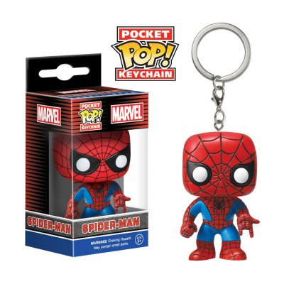 Фигурка Брелок Funko Pocket POP! Keychain: Marvel: Spider-Man 4983