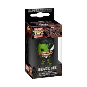 Брелок Брелок Funko Pocket POP! Keychain: Marvel Venom: Hulk 46461-PDQ