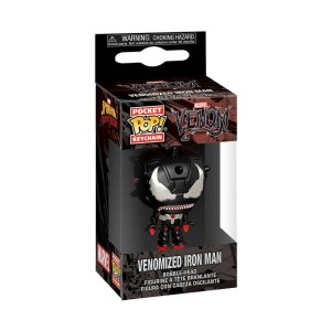 Брелок Брелок Funko Pocket POP! Keychain: Marvel Venom: Iron Man 46463-PDQ