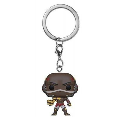 Футболка Брелок Funko Pocket POP! Keychain: Overwatch: Doomfist 37441-PDQ