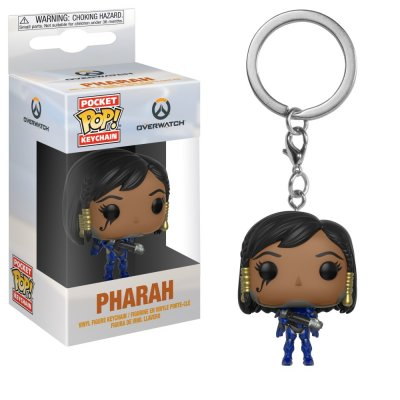 Фигурка Брелок Funko Pocket POP! Keychain: Overwatch: Pharah 32791-PDQ