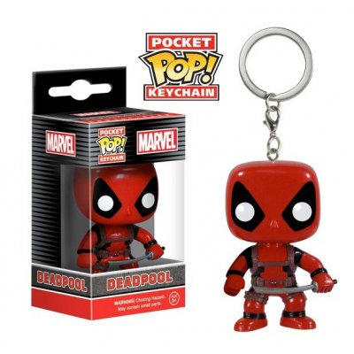 Фигурка Брелок Funko POP!: Keychain: Deadpool