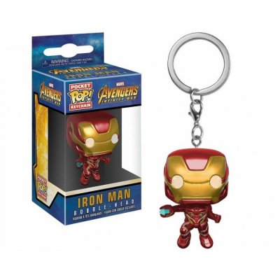 Фигурка Брелок Funko POP!: Keychain: Marvel: Infinity War: Iron Man