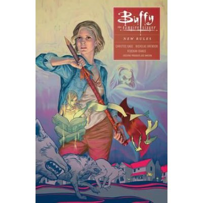 Комикс Buffy the Vampire Slayer. New Rules. Volume 1