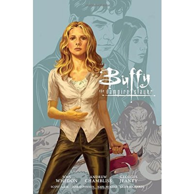 Комикс Buffy: Season Nine Library Edition Volume 1