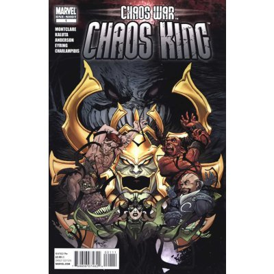 Комикс Chaos War: Chaos King #1