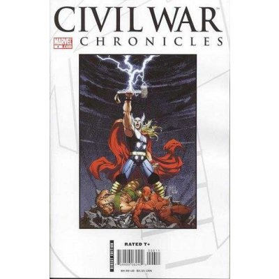 Комикс Civil War Chronicles #6