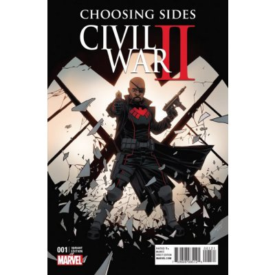 Комикс Civil War II: Choosing Sides #1