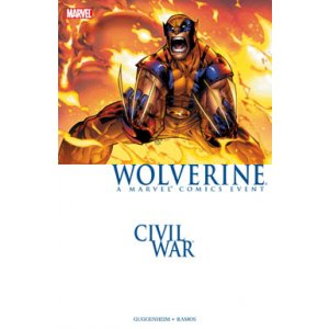 Комикс Civil War: Wolverine TPB