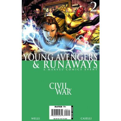 Комикс Civil War: Young Avengers & Runaways #2