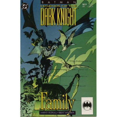 Комикс Batman Legends of The Dark Knight #31
