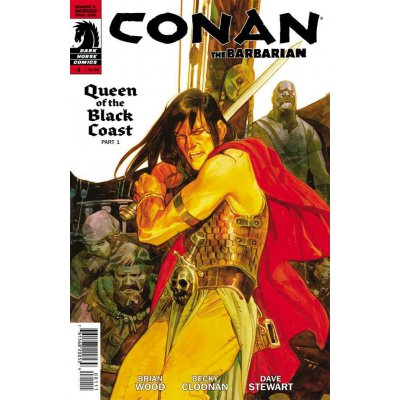 Комикс Conan the Barbarian #1