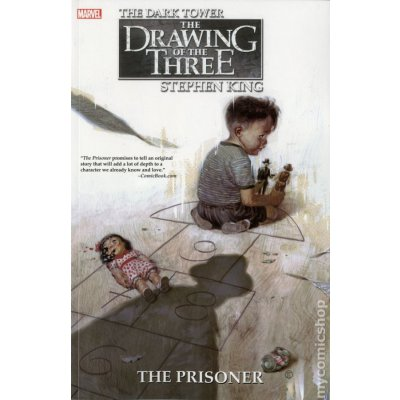 Комикс Dark Tower The Drawing of the Three The Prisoner