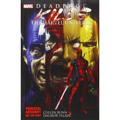 Комикс Deadpool kills the Marvel universe TPB